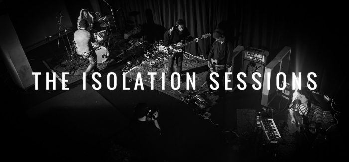 The Isolation Sessions #5: Tjalling