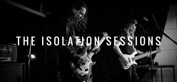 The Isolation Sessions 2: An Evening With Knives