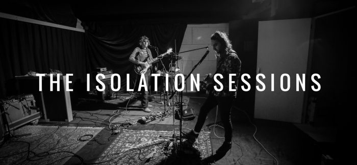 The Isolation Sessions 1: The Ballet Bombs