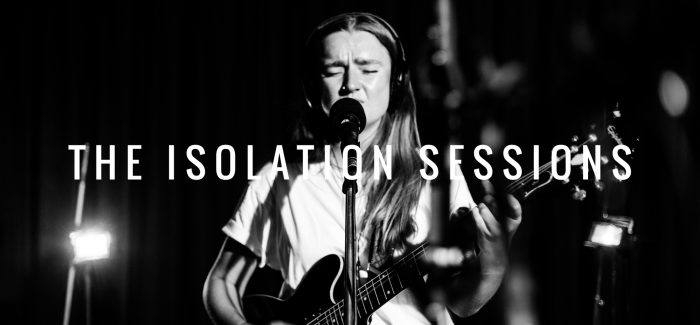 The Isolation Sessions #3: Veerle Driessen