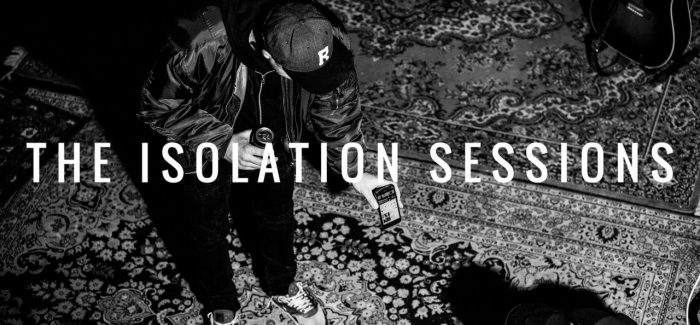 The Isolation Sessions #4: Zalm