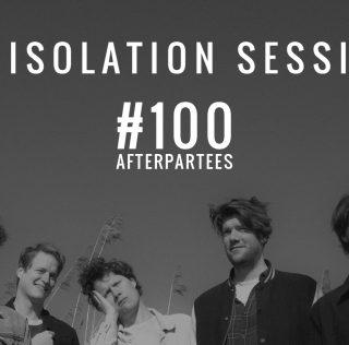 Honderdste stream van The Isolation Sessions op 21 juni