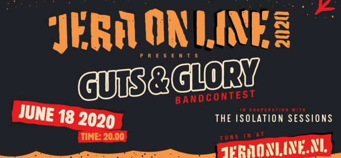 Guts & Glory: Jera on Air en The Isolation Sessions slaan handen ineen