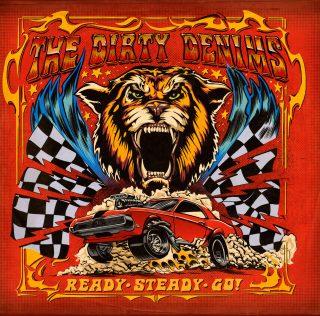 The Dirty Denims – Ready Steady Go!