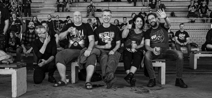 Dynamo Metalfest in het klein… en online