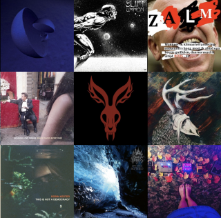 De album jaarlijsten van de Eindhoven Rockcity redactie 2020