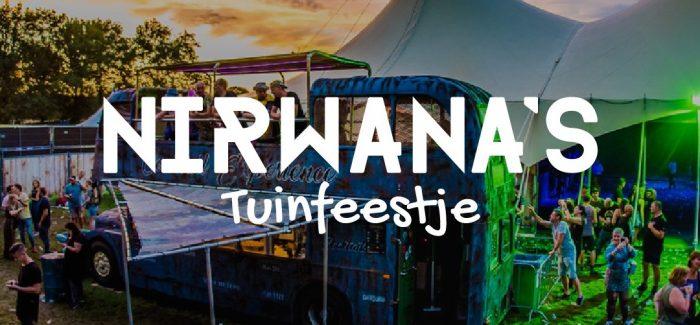 Nirwana, Eurosjopper en Peteyfest kondigen 3 mini festivals aan